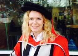 Dr Amanda Wood.