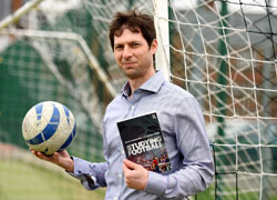 Dr Kevin Dixon, co-editor of 'Studying Football'.