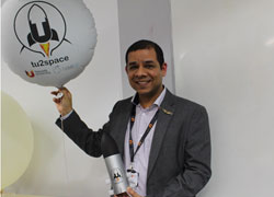Atma Prakash, Senior Lecturer in Aerospace Engineering.