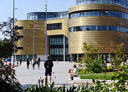 The Curve hosted more than 50 delegates to a conference organised by MA English students at Teesside University.