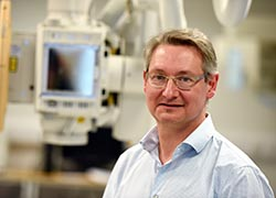 Prestigious teaching fellowship for radiographer