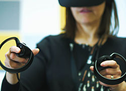 Virtual reality solutions helping to improve bioscience