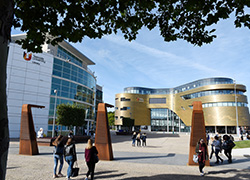 Teesside University campus to host local Covid-19 testing...