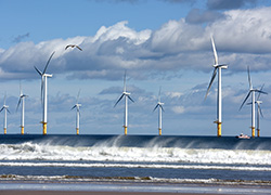 Pioneering project could help Government meet wind power