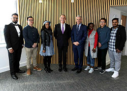 Success for first cohort of Vice-Chancellor's scholars