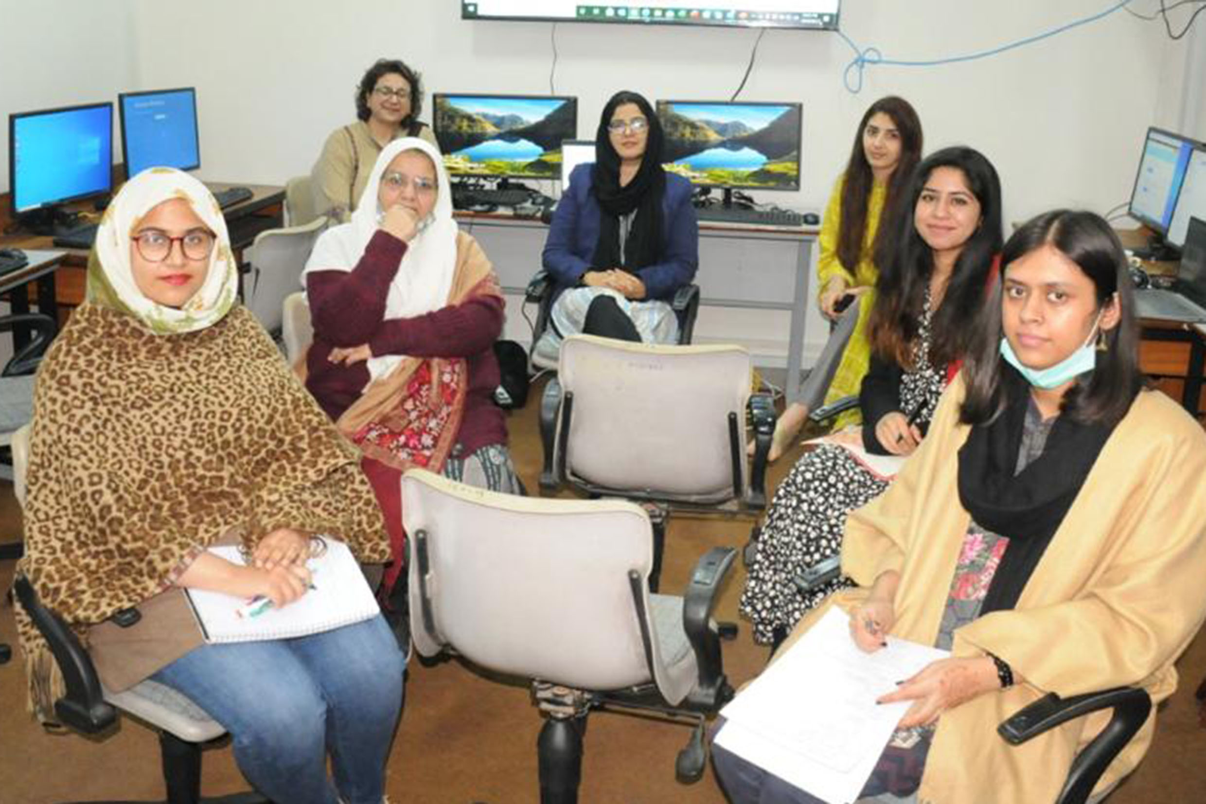 Researchers reach out to support international careers