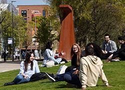 Teesside University named University of the Year for Social...