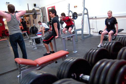 teesside university - sport  u0026 well-being