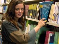 Teesside University student Emma McCabe
