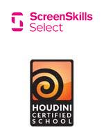 ScreenSkills & Houdini Certified School