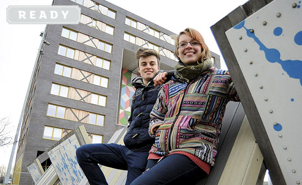Link to Students score Teesside highly for satisfaction.
