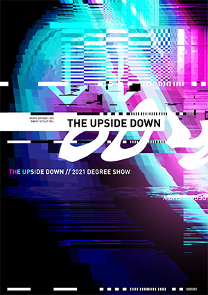 Upside Down Degree Show