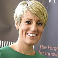 Stephanie McGovern, Business journalist, BBC
