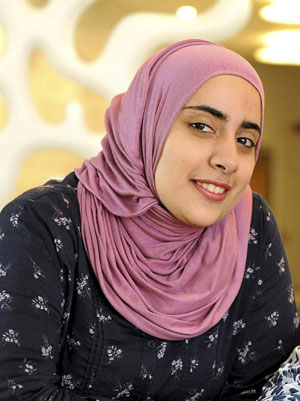 Shaima Albalooshi