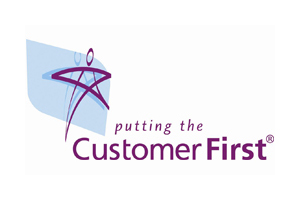 Customer First accreditation