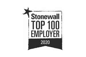 Stonewall Top 100 Employers 2016