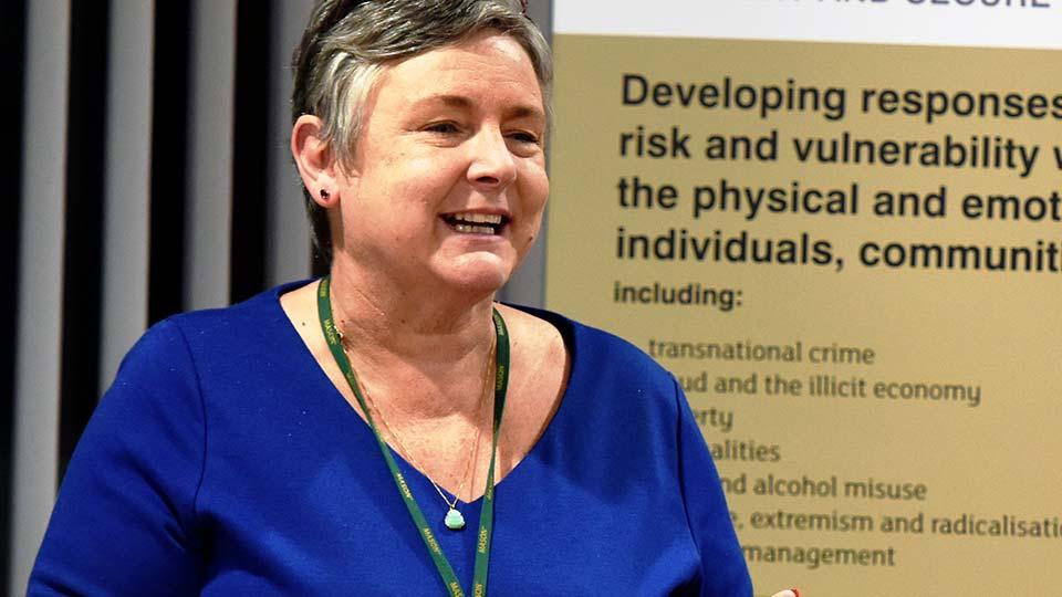 Professor Dorothy Newbury-Birch