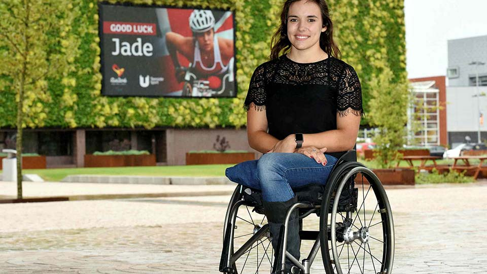 Jade Jones-Hall