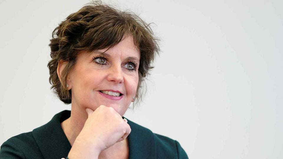 Professor Jane Turner OBE DL