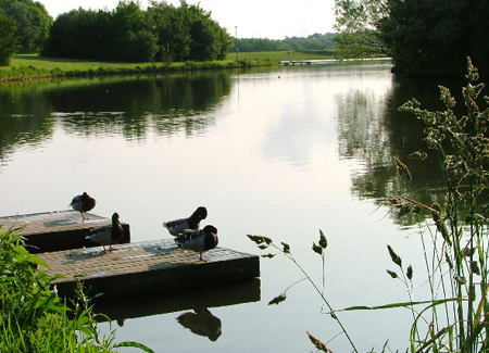 Hemlington Lake & Recreation Centre