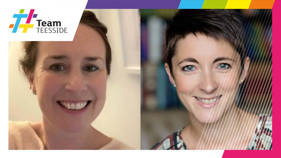 Joanne Irving-Walton & Dr Sophie Nicholls