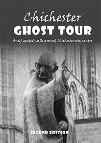 Chichester Ghost Tour, a self-guided walk around the city centre.
