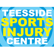 Teesside Sports Injury Centre. This is an external website. The link to Teesside Sports Injury Centre will open in a new window.