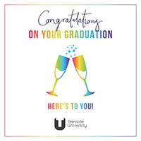 Ecard 3 - Congratulations on your graduation