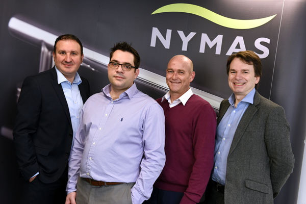 NYMAS: Getting the right expertise to support future growth