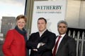 Clive Owen and Co LLP and The Wetherby Group. Link to Clive Owen and Co LLP and The Wetherby Group.