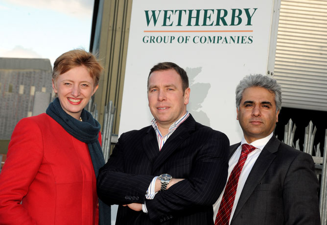 Wetherby Group. Link to Wetherby Group.