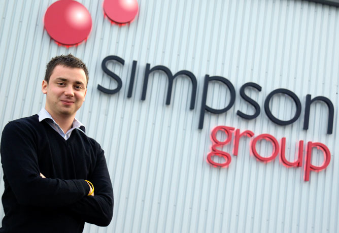 Simpson Group . Link to Simpson Group .