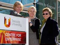 Teesside University's Centre for Enterprise