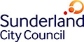 Sunderland City Council. Link to Sunderland City Council.