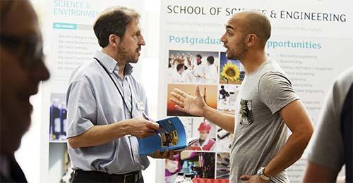 Link to Postgraduate study.