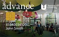 Advance card