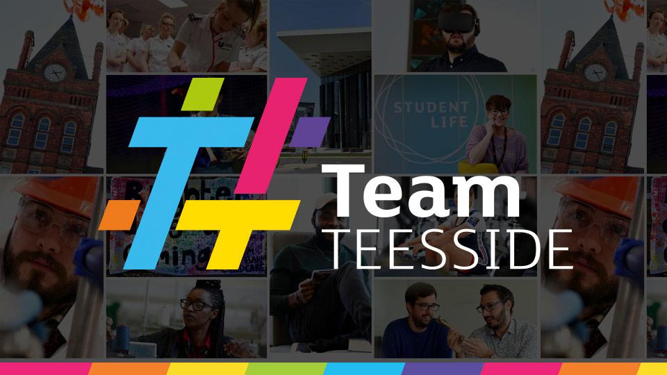 #TeamTeesside