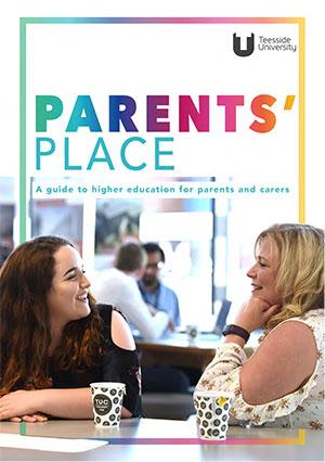 Parents' Place magazine cover