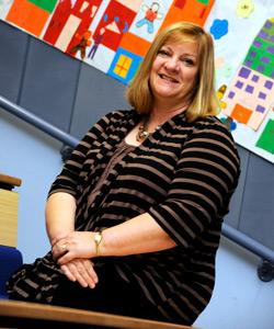 Professor Janet Shucksmith