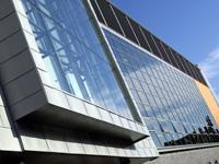 Teesside University Stephenson Building