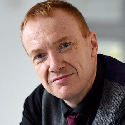 Professor Marty Chamberlain
