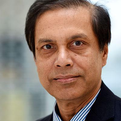 Professor Alamgir Hossain