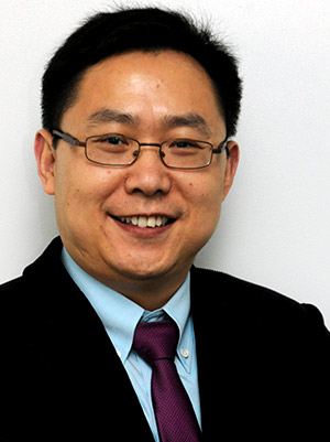 Professor Shengchao Qin - Associate Dean