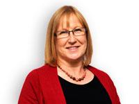 Jayne Tidd, senior lecturer