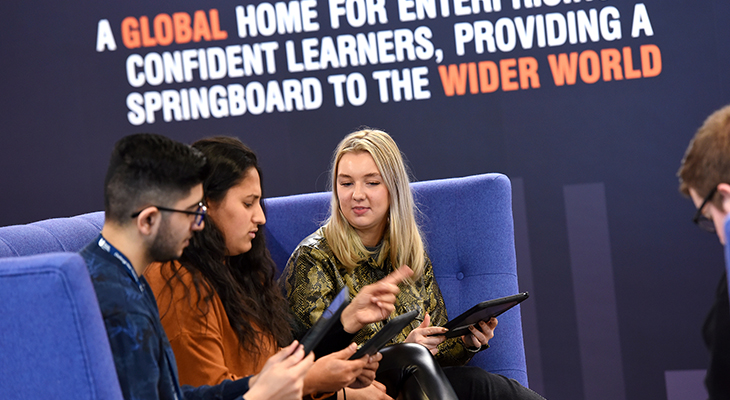 Students at Teesside University Business School are to benefit from a series of new scholarships to help them realise their potential.