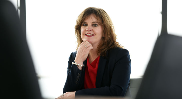 Professor Jane Turner, Pro-Vice-Chancellor (Enterprise and Business Engagement)