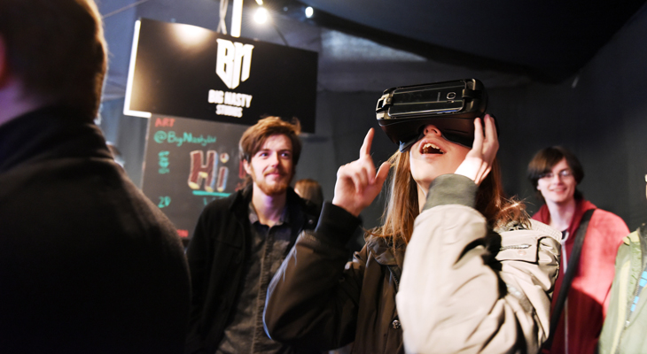 ExpoTalent, one of the North East's biggest digital showcases.