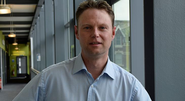 Scott Watson, DigitalCity Cluster Innovation Manager