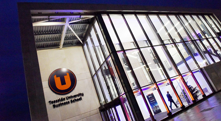 Teesside University Business School