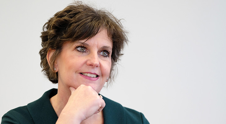 Pro Vice-Chancellor (Enterprise and Business Engagement) Professor Jane Turner OBE DL